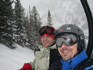 Skiing good Alta-tude
