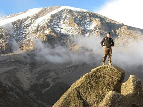 Expedition to the highest mountain in Africa