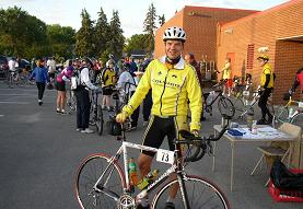 Charity Ride for MS Society