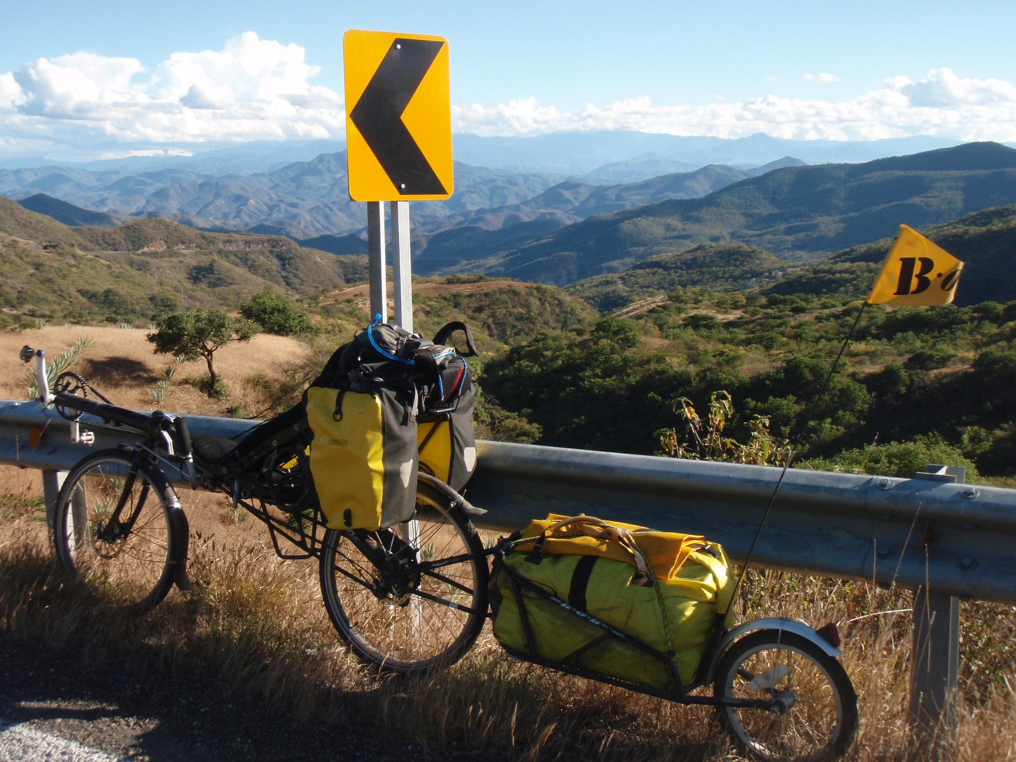 Big Hills riding South of Oaxaca