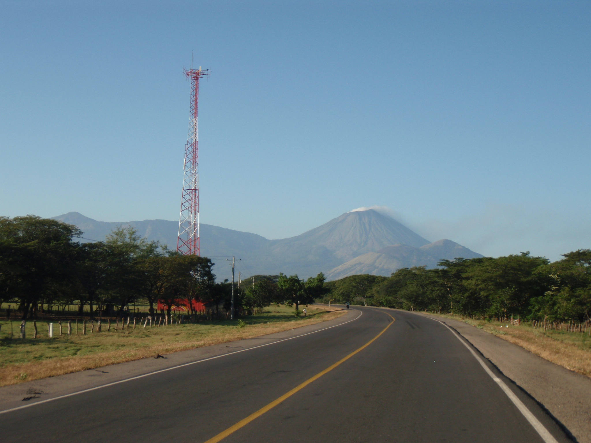 New Highway between Nicaragua / Honduras border and Chinandega