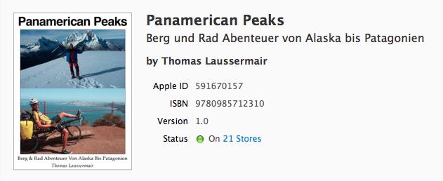 Die deutsche Buch-Version ist jetzt im Apple Buchladen erhältlich.